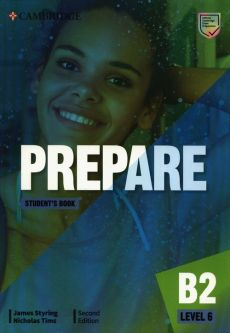 Prepare Level 6 Student's Book - James Styring, Nicholas Tims