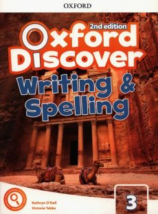Oxford Discover 3 Writing & Spelling - Kathryn ODell, Victoria Tebbs