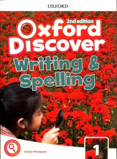 Oxford Discover 1 Writing & Spelling - Tamzin Thompson