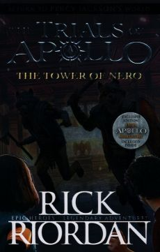 The Tower of Nero The Trials of Apollo Book 5 - Outlet - Rick Riordan