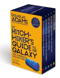 The Complete Hitchhikers Guide Box Set - Douglas Adams