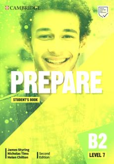 Prepare 7 Student's Book - Helen Chilton, James Styring, Nicholas Tims