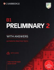 B1 Preliminary 2 Student's Book with Answers with Audio with Resource Bank