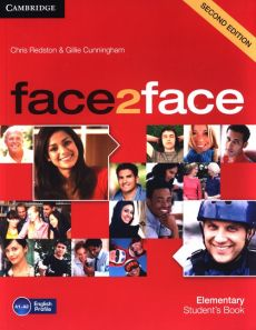 Face2face Elementary Student's Book - Gillie Cunningham, Chris Redston