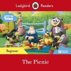 Ladybird Readers Beginner Level Timmy Time The Picnic
