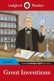Ladybird Readers Level 6 Great Inventions