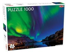 Puzzle Northern Lights in Tromso 1000