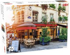 Puzzle Cafe in Paris 1000