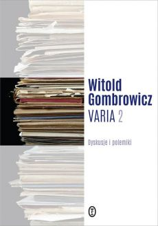 Varia Tom 2 - Witold Gombrowicz