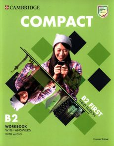 Compact First Workbook with Answers - Frances Treloar
