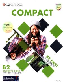 Compact First B2 Student's Pack - Peter May