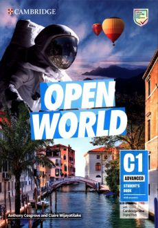 Open World C1 Advanced Student's Book with Answers - Anthony Cosgrove, Claire Wijayatilake
