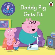 Daddy Pig gets fit