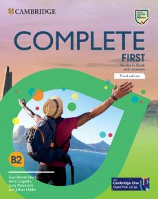 Complete First Student's Book with Answers - Guy Brook-Hart, Alice Copello, Lucy Passmore, Jishan Uddin