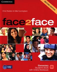 face2face Elementary Student's Book with Online Workbook - Gillie Cunningham, Chris Redston