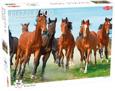 Puzzle Wild and Free 500