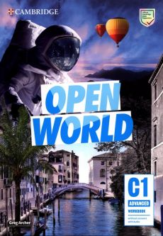 Open World C1 Advanced Workbook without Answers with Audio - Greg Archer