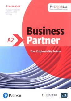 Business Partner A2 Coursebook with MyEnglishLab - Lewis Lansford, Margaret O'Keeffe, Ed Pegg
