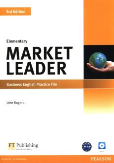Market Leader Elementary Business English Practice File+PF CD - Outlet - John Rogers