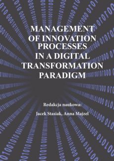 Management of innovation processes in a digital transformation paradigm