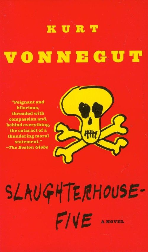 a critique of slaughterhouse five by kurt vonnegut Slaughterhouse-five: serves as a subtle critique of war in that it undermines the high-minded ideals and intentions of those slaughter house five vonnegut kurt.